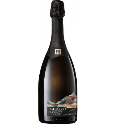 Milazzo Classico metodo classico Brut (Milazzo) - Spumante