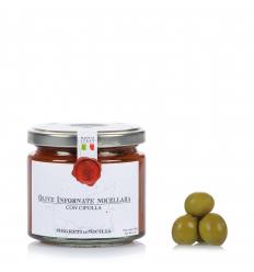 Olive nocellare etnea alla contadina (Cutrera) - Segreti di Sicilia