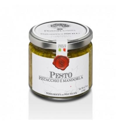 Pesto pistacchio e mandorla (Cutrera) - Segreti di Sicilia
