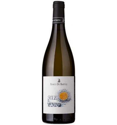 Sole e Vento Zibibbo Grillo terre siciliane IGT (De Bartoli) - Vino bianco