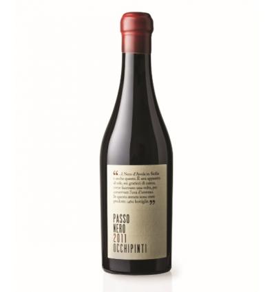 Passo Nero Passito terre siciliane IGT (Occhipinti) - Vino dolce