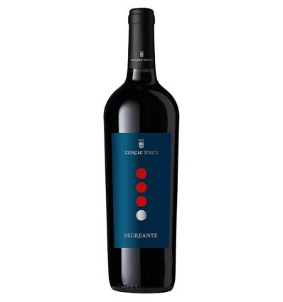 Segreante Syrah Doc 2013 (Gorghi Tondi) - Vino rosso