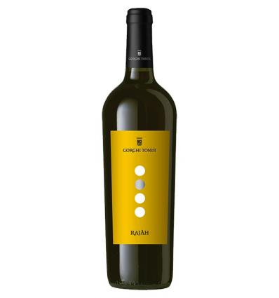 Rajàh Zibibbo IGP Terre siciliane 2015 (Gorghi Tondi) - Vino bianco