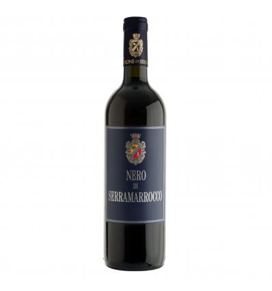 Nero di Serramarrocco Sicilia IGT - Vino rosso