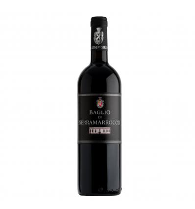Baglio di Serramarrocco Sicilia IGT - Vino rosso