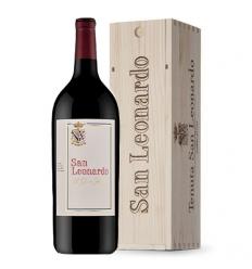 San Leonardo - Vigneti delle Dolomiti IGT 2014 - San Leonardo in cassa di legno