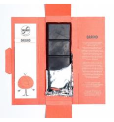 DARINO Cioccolato di Modica biologico con scorzette di mandarino (Sabadì)