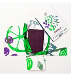 GIOVINEZZA Cioccolato biologico con bacche di açaí, rosa canina, arancia rossa, estratto di acini d'uva e te verde (Sabadì)